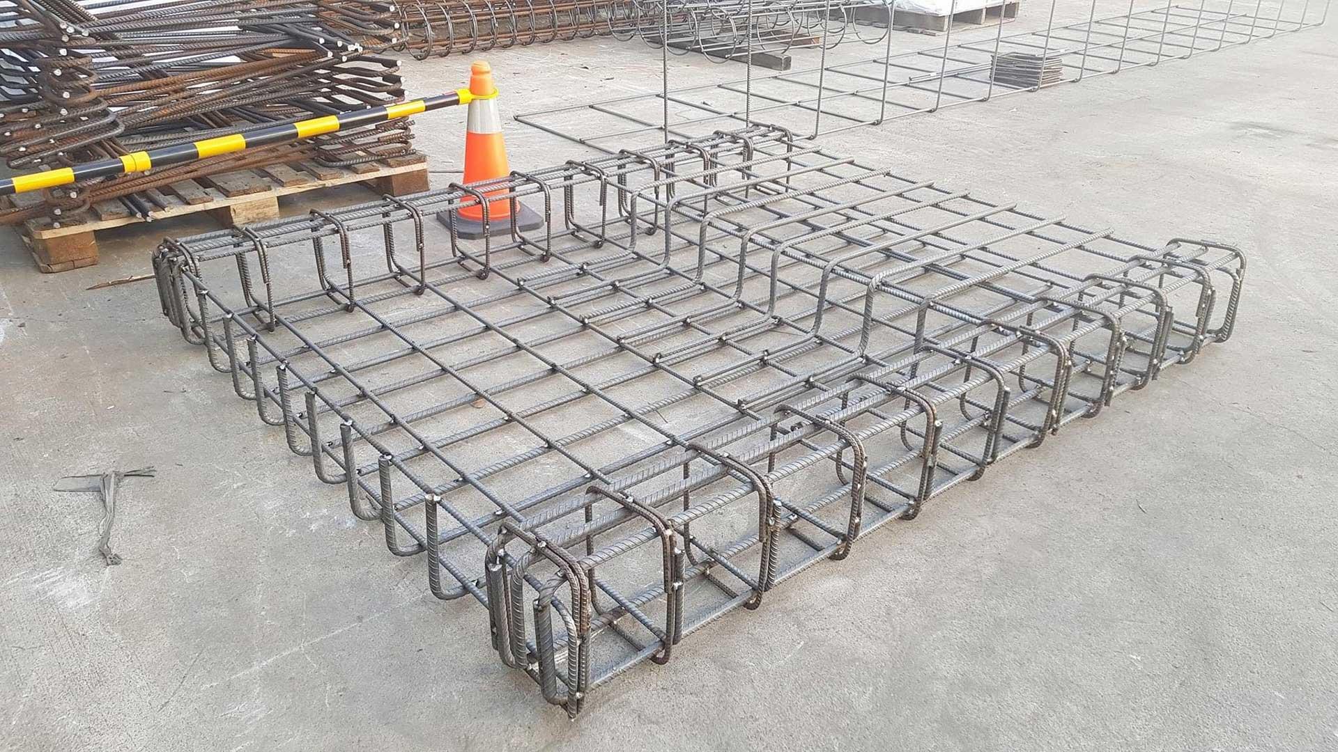 steel mesh for concrete